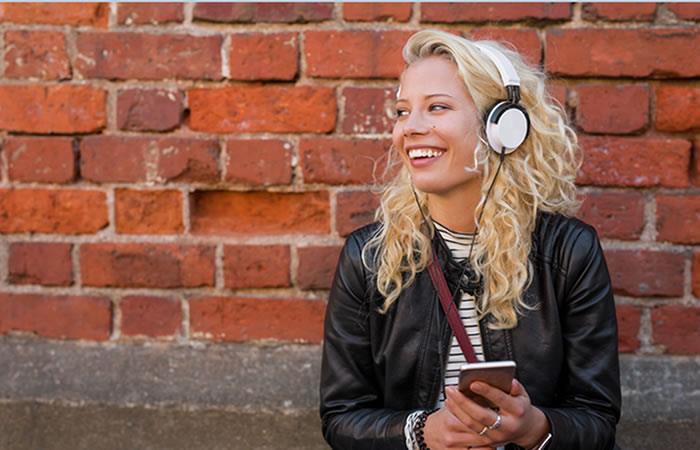 Una nueva forma de escuchar y compartir música. Foto: Shutterstock