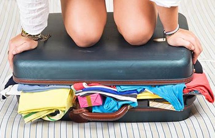 Trucos para que empacar tus maletas sea fácil y entretenido