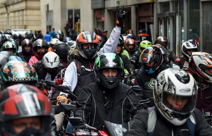 Gobierno propone peaje para motocicletas, ¿justa la medida?