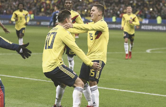 Selección Colombia: Sigue EN VIVO el partido Estados Unidos vs. Colombia