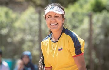 [VIDEO] Camila Osorio clasifica a semis en los Juegos Olímpicos de la Juventud