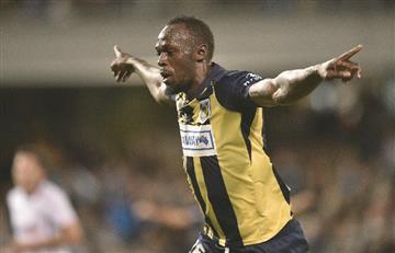 [VIDEO] Usain Bolt: De velocista a goleador