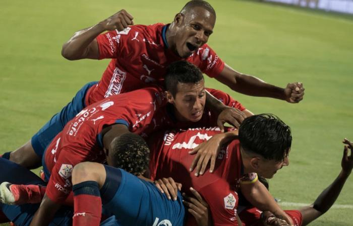 Liga Águila II: Medellín derrota a América y se mete en los ocho