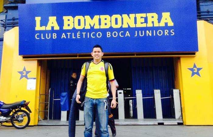 Estadio Alberto Jose Armando 'La Bombonera' de Argentina. Foto: Interlatin