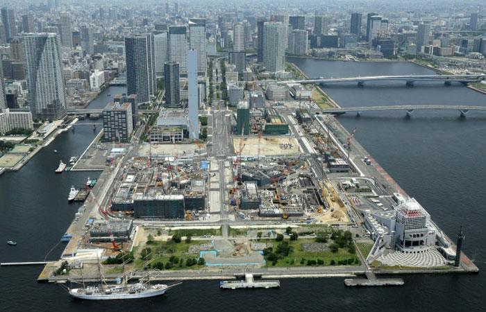Tokyo será la sede de los Juegos Olímpicos 2020. Foto: AFP