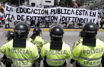 El billón de pesos para la educación superior como adición no será suficiente