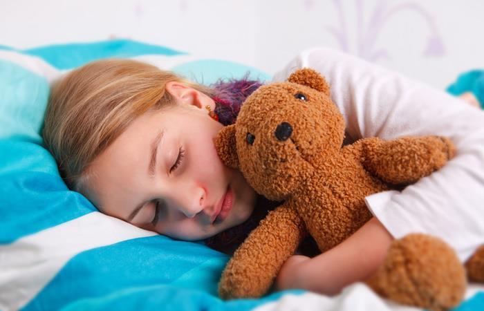 Las alergias pueden interrumpir el sueño de los niños