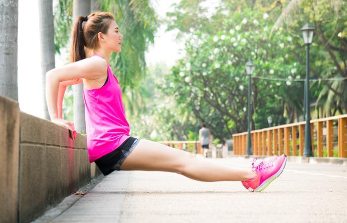Al empezar con una rutina de ejercicios siempre obtendrá un beneficio para la salud. Foto: Shutterstock