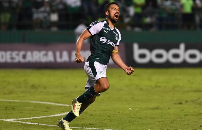 Liga Águila II: Andrés Pérez le dio la victoria a Deportivo Cali
