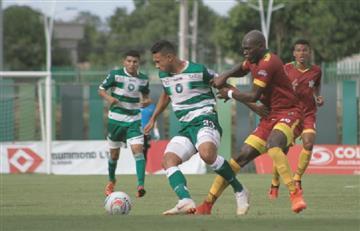 Torneo Ascenso: Unión Magdalena y Deportes Quindío inician con pie derecho los cuadrangulares finales