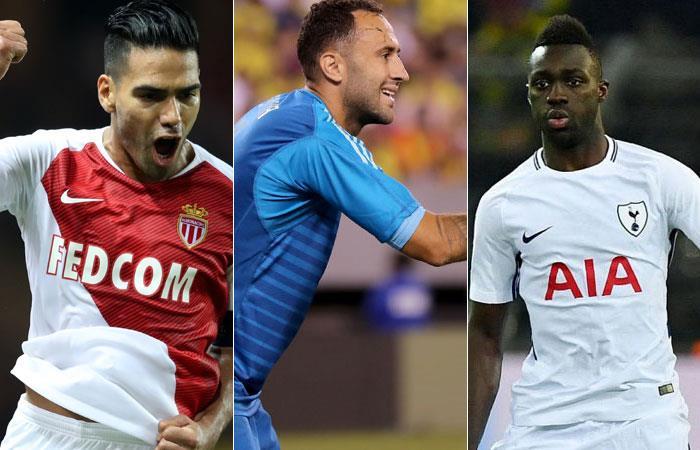 Champions League: Falcao García, Dávinson, Ospina y Arias entran en acción