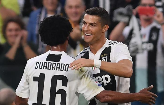 Champions League: [VIDEO] Juventus con Cuadrado, Dybala y Ronaldo derrotan a Manchester United