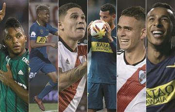 Copa Libertadores: [VIDEO] Seis colombianos jugarán en las semifinales