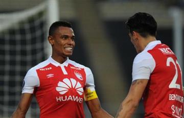 Copa Sudamericana: Sigue EN VIVO ONLINE el partido Santa Fe vs.Deportivo Cali a través de Colombia.com