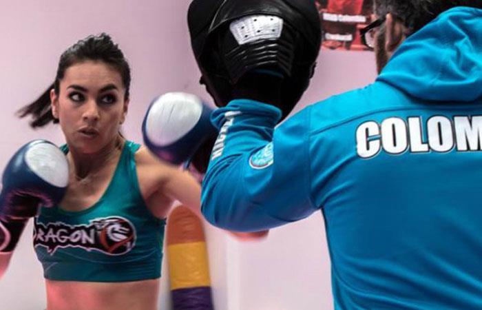 Diana Solano buscará en México cupo para el Mundial de Kickboxing