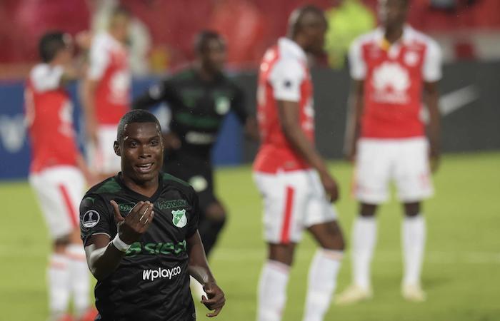 Copa Sudamericana: [VIDEO] Santa Fe cedió dos puntos valiosos en El Campín