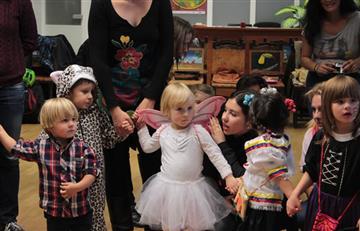 Halloween en Colombia necesita precauciones extremas con los niños