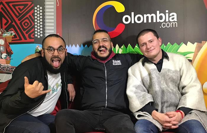 Disfruta lo nuevo de Los Rolling Ruanas, 'Sangre Caliente'