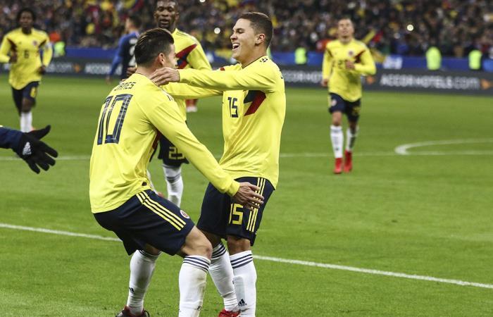 [VIDEO] Selección Colombia asciende varios puestos en el ranking FIFA