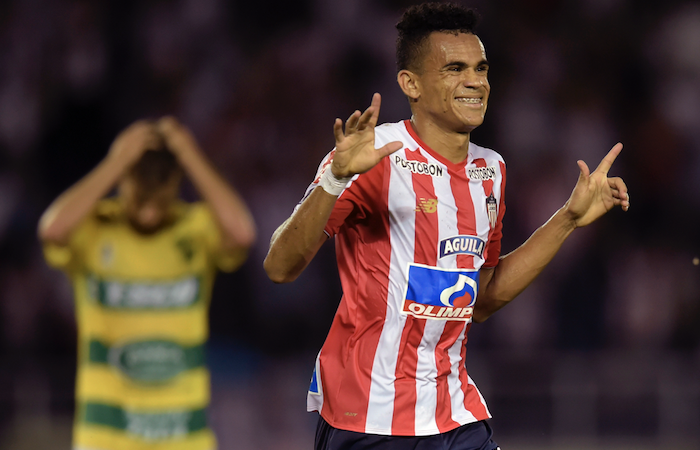 Copa Sudamericana: [VIDEO] Junior dio un golpe de autoridad en el Metropolitano