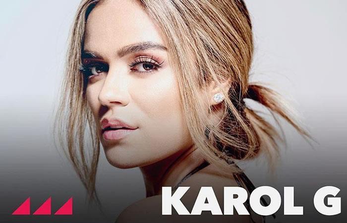 ¡Karol G lo logra! Cantará en los Premios Grammy Latino