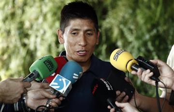 """[FOTOS] Nairo Quintana: """"Queda Nairo para rato, y del bueno"""""""