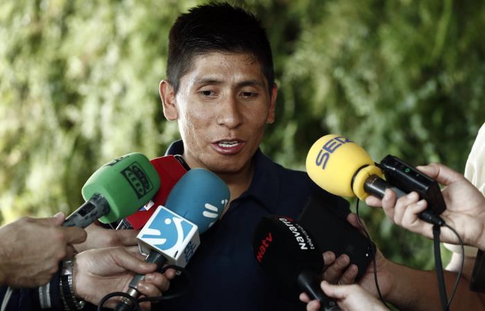 [FOTOS] Nairo Quintana: