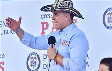 La fuerte respuesta de Duque al alcalde de Chinú, Córdoba