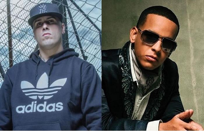 Así lucían estos reggaetoneros antes de ser famosos. Foto: Instagram.