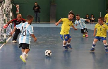 [FOTOS Y VIDEO] Así fue como los 'enanos' se tomaron el fútbol sudamericano