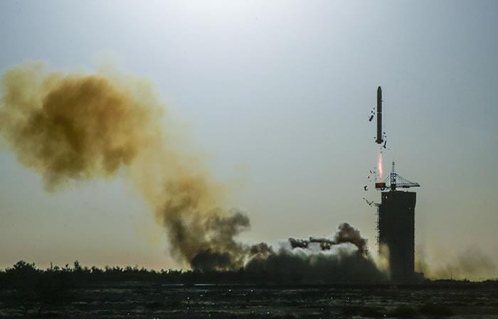 Satélite franco-chino es lanzado al espacio para observar los océanos