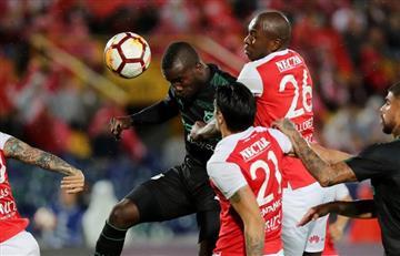 Copa Sudamericana: Sigue EN VIVO el partido Deportivo Cali vs. Santa Fe a través de Colombia.com