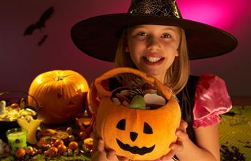 Halloween: Consumo exagerado de dulces, el terror de los niños