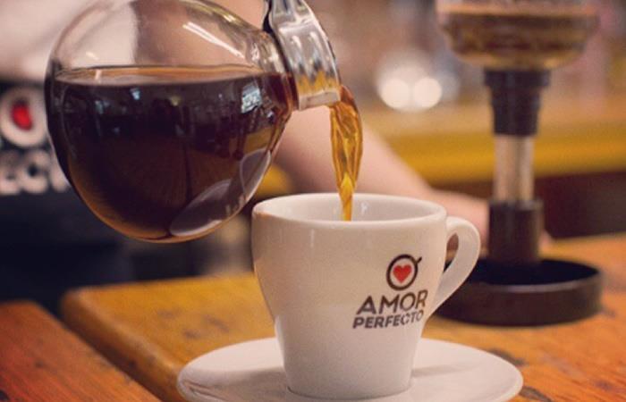 Amor Perfecto el café oficial de ArtBo 2018 en colaboración con  Santiago Pinyol