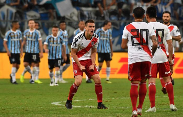 Copa Libertadores: [VIDEO] De la mano de Santos Borré, River Plate clasificó a la final