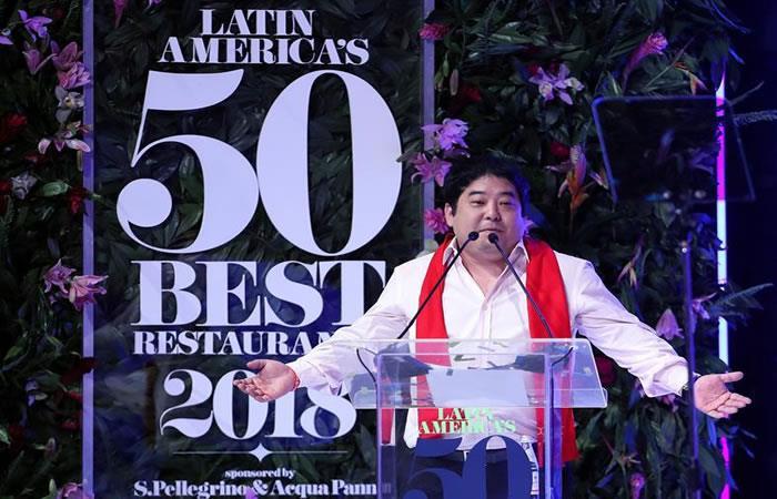 Maido es el mejor restaurante de Latinoamerica. Foto: EFE