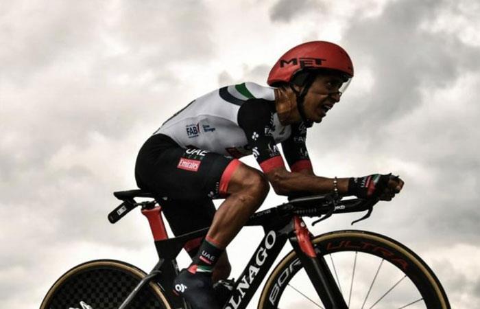 Darwin Atapuma correrá con el Cofidis. Foto: AFP