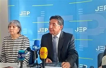 Fiscalía entrega a la JEP informes sobre FARC y agentes del Estado