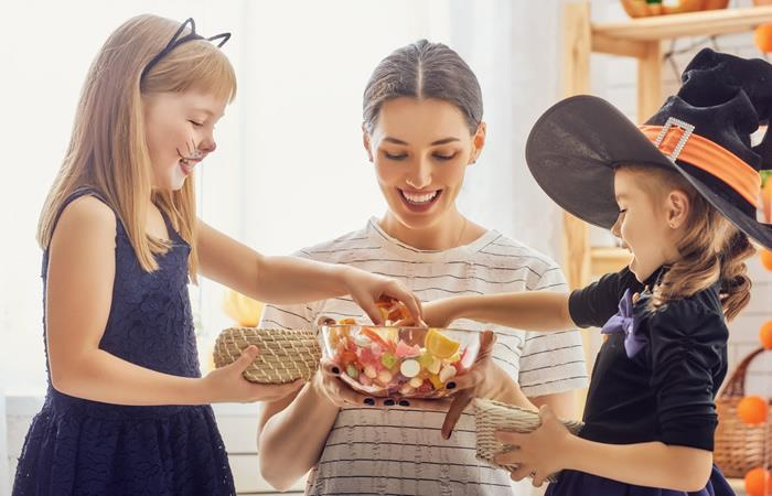 Halloween: ¿Cómo controlar el consumo de dulces de mi hijo?