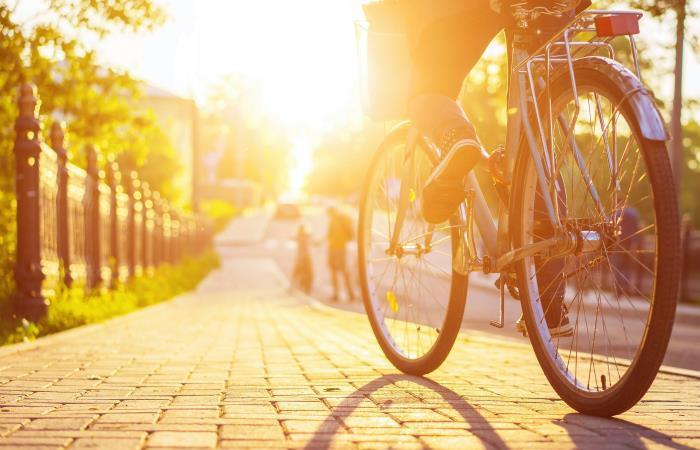 Ventajas por las que debes usar más tu bicicleta