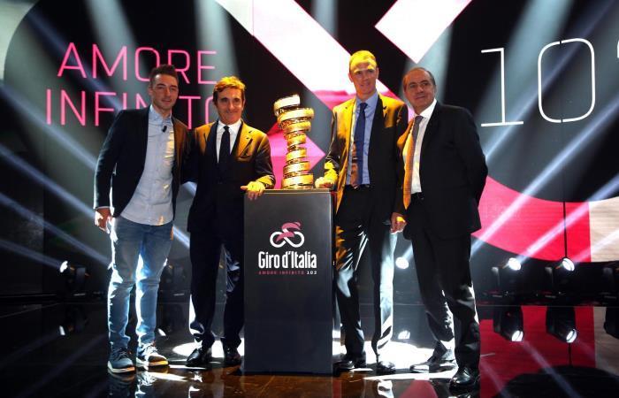 [VIDEO] Giro de Italia: Así será el recorrido de la competencia en 2019