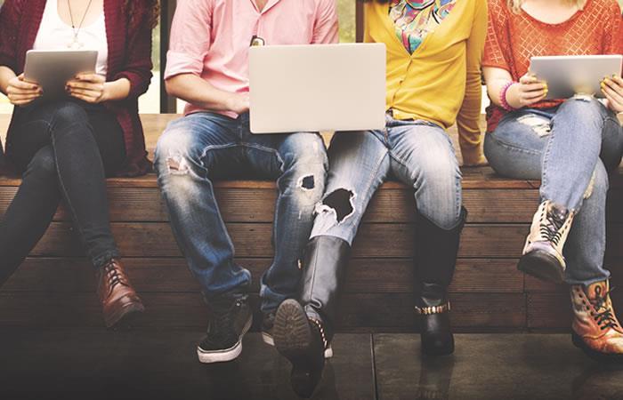 La nueva generación prefiere la educación virtual. Foto: ShutterStock