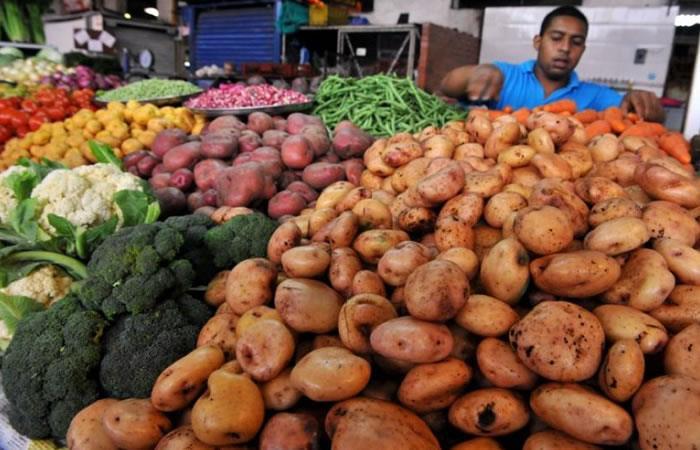 Gobierno impondrá IVA a la canasta familiar. Foto: AFP