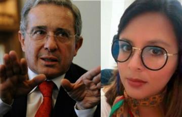 Uribe y el nuevo agarrón con periodista de Noticias Uno