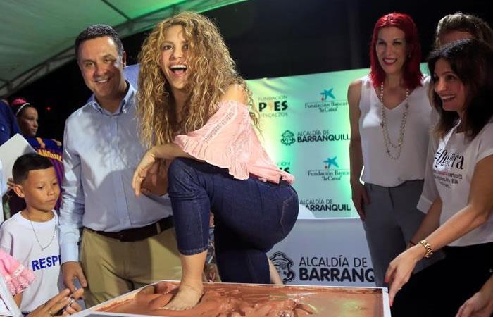 Shakira: lista para cerrar Tour con colegio nuevo en Barranquilla