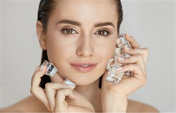 Tratamiento facial con hielo y sus beneficios ¡Conócelos!