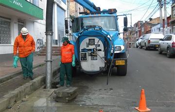 Bogotá: Estos son los cortes de agua entre el 6 y 9 de noviembre