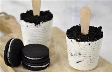 Helado de Galleta Oreo