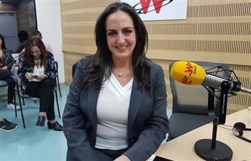 María Fernanda Cabal la emprende contra los estudiantes