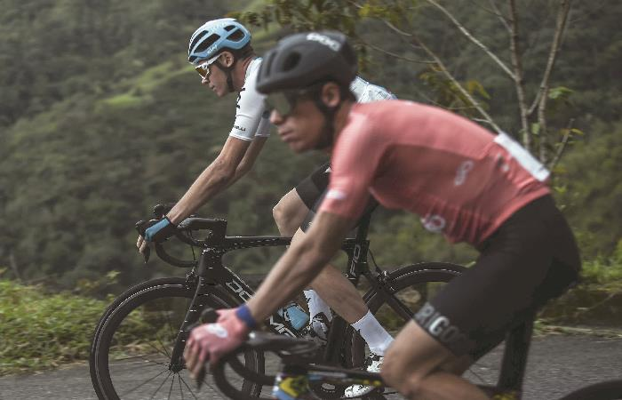 [VIDEO] ¡Chris Froome vuelve a Colombia!